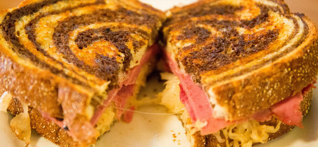 Stop in for a Rueben