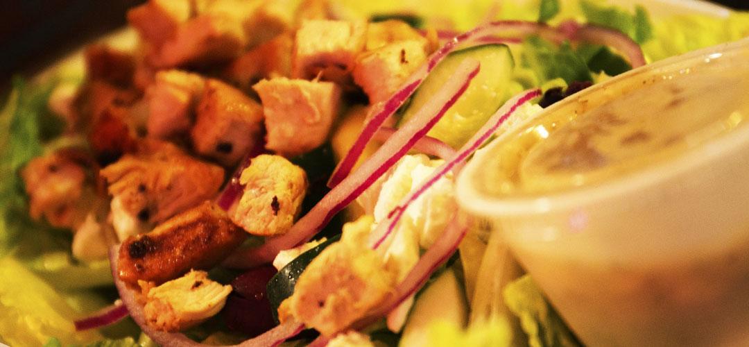 Refreshing Salads